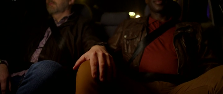 Cucumber's loving minicab ride